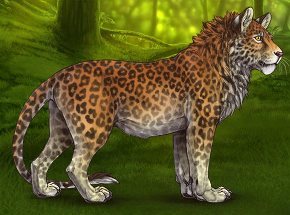 Leopon animal hibrido